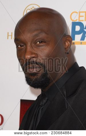 LOS ANGELES - FEB 4:  Ro Brooks at the 3rd Annual Roger Neal Style Hollywood Oscar Viewing Dinner at the Hollywood Museum on February 4, 2018 in Los Angeles, CA