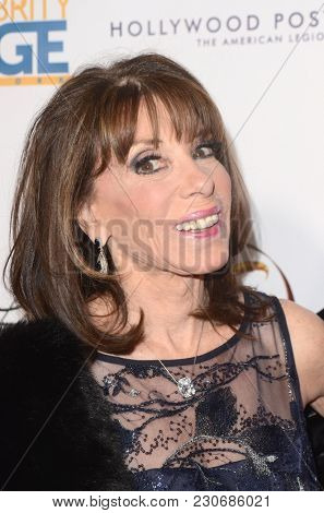 LOS ANGELES - FEB 4:  Kate Linder at the 3rd Annual Roger Neal Style Hollywood Oscar Viewing Dinner at the Hollywood Museum on February 4, 2018 in Los Angeles, CA