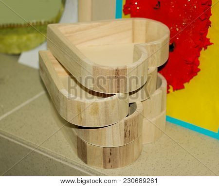 Wooden Products For Work In Style A Decoupage