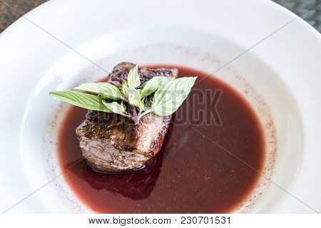 Grilled Beef Wagyu Fillet Mignon