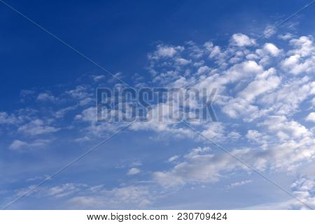 Cloudy Background Faded Clouds Air Backdrop Blue Climate