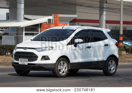 Private Car Ford Ecosport Suv Car For Urban User.