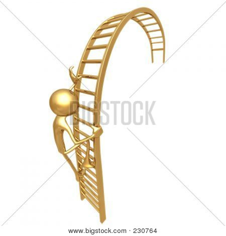 Bent Ladder 01