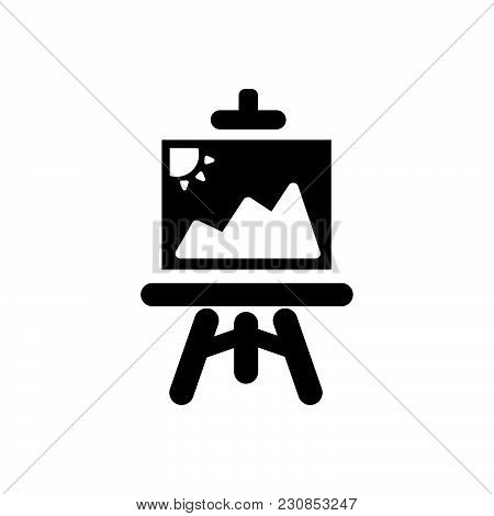 Artist Vector Icon On White Background. Artist Modern Icon For Graphic And Web Design. Artist Icon S