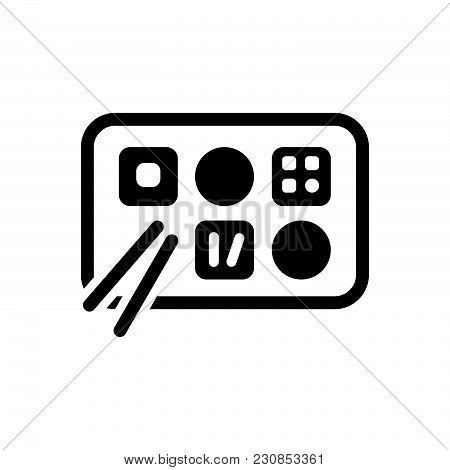 Chinese Food Vector Icon On White Background. Chinese Food Modern Icon For Graphic And Web Design. C