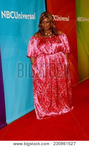 Retta arrives at the 2018 NBCUniversal Winter Press Tour at The Langham Huntington Hotel in Pasadena, California on January 9, 2018.