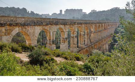 The Ferreres Aqueduct Profile
