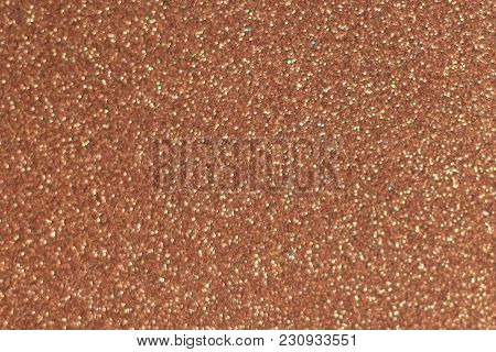 Textured Background Of Small Burgundy Crimson Pebbles.