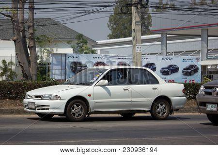 Private Car, Mitsubishi Lancer.
