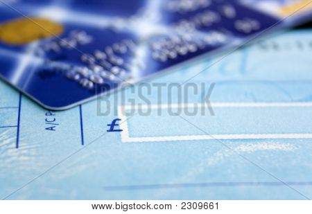 Cheque Book  Card