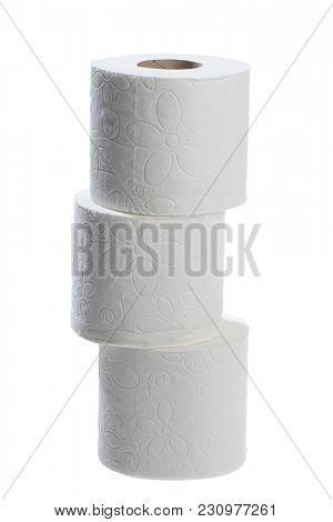 Pile of Toilet Papers