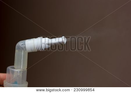 Nebulizer Inhaler - Medical Equipment, Makes Spray For Breath