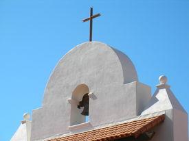 Church Cross & Tower