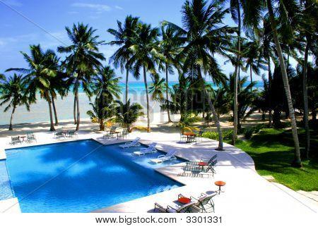 Victoria House Resort in Belize