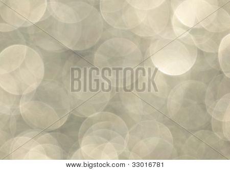 Large Shimmering Champagne Bokeh background