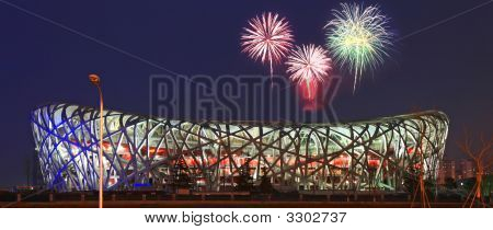 "National Stadium ""bird Nest"""