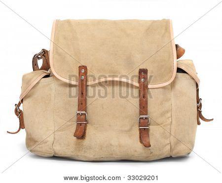 Travel bag.