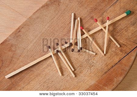 Long Match And Small Matches