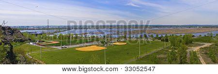 Laurel Hill Park Panorama