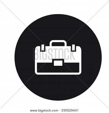 Business Bag Briefcase Icon Design For Web