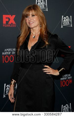 LOS ANGELES - OCT 26:  Connie Britton at the