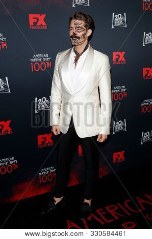 LOS ANGELES - OCT 26:  Matthew Morrison at the