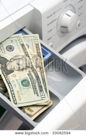 Washing machine of expensive
