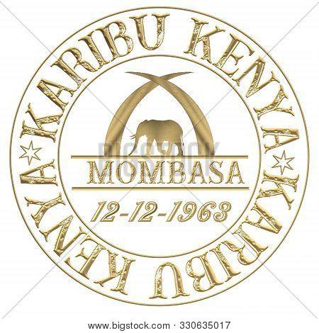 Welcome Kenya Karibu Kenya Hello Kenya Jambo Kenya