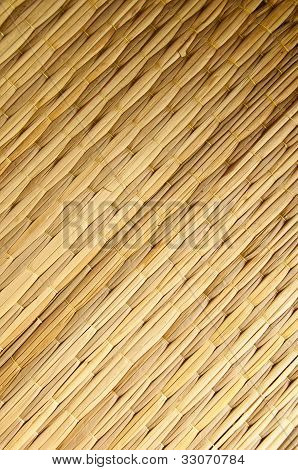 Diagonal Of Natural Background From Papyrus