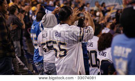 Jr. Seau Fans