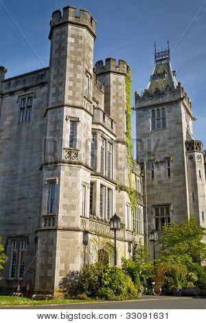 Adare manor in  Co. Limerick, Ireland