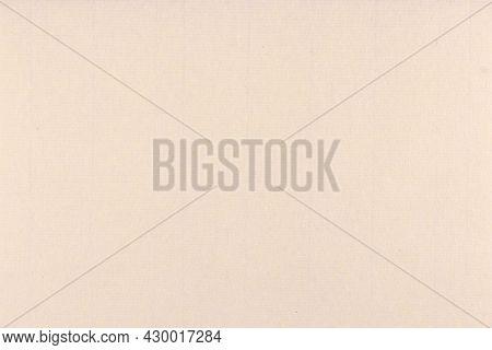 Decorative Kraft Paper Texture. Decorated Vintage Parchment Paper Background. Landscape Horizontal O