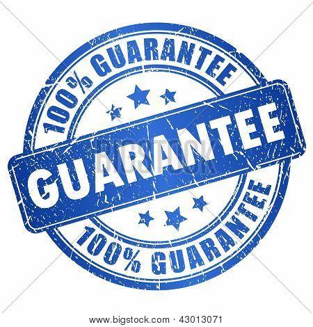 Vector guarantee stamp