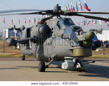 Helicopter Mi-28