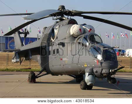 Helicopter Mi-35