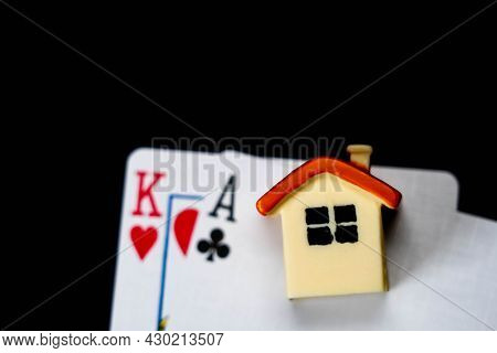 Loosing A House Because Of Gambling, Struggling With Debt. Getting Help To Stop Gambling. Poker Card