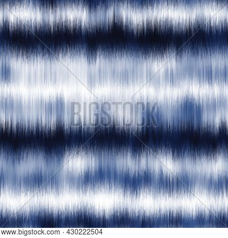 Seamless Indigo Shibori Tie Dye Pattern For Surface Print