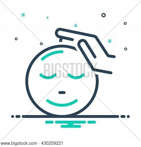 Mix Icon For Feel Fondle Caress Sense Reckon Presume Touch Love