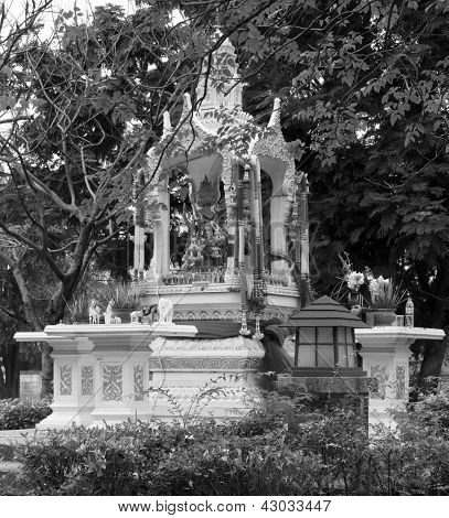 Phra Phrom Shrine