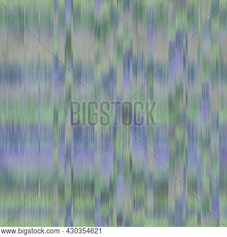Seamless Blurred Ombre Fuzzy Techno Glitch Error Pattern For Surface Design And Print