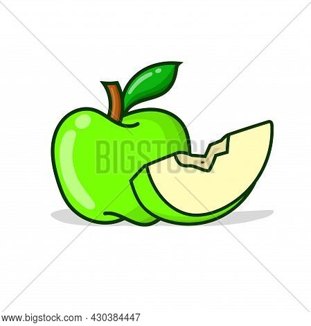 16 Green Apple Set