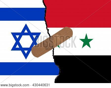 Restoring Relations Between Israel And Syria. A Plaster That Binds The Crack In Relations.