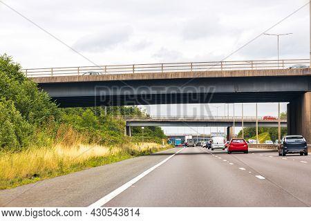 Motorway Bridge View