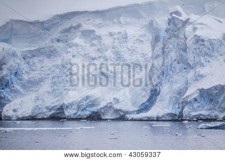 Antarctic Iceberg Image