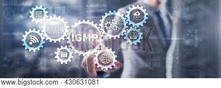Igmp. Internet Group Management Protocol Concept. Communications Technology