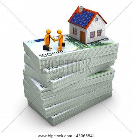 Handshake House Money