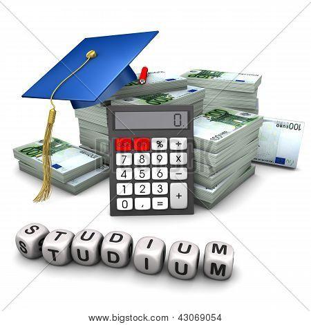 Investition Studium