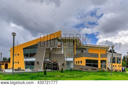 Recreational Thermal Building Of The