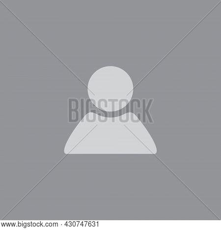 Avatar Icon Vector Of Social Media Profile Photo