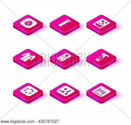 Set Formula Of Benzene Rings, Chemical Formula, Laboratory Uniform, Medical Thermometer, Periodic Ta